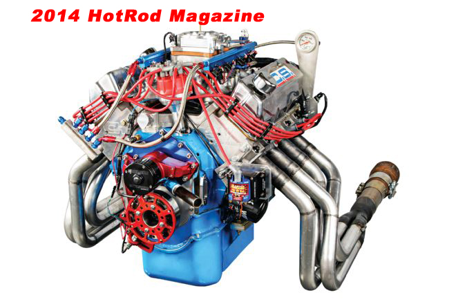 RCS 432 Hot Rod Magazine